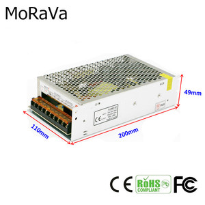 Image 5 - Power Supply DC 12V 1A 2A 3A 5A 10A 12A 15A 20A 30A 40A Lighting Transformer For LED Strip Light Switching Power Adapter Driver