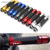 High Quality Logo Motorcycle Handlebar Grips End For Yamaha Tmax T Max 530 500 Tmax530 Sx