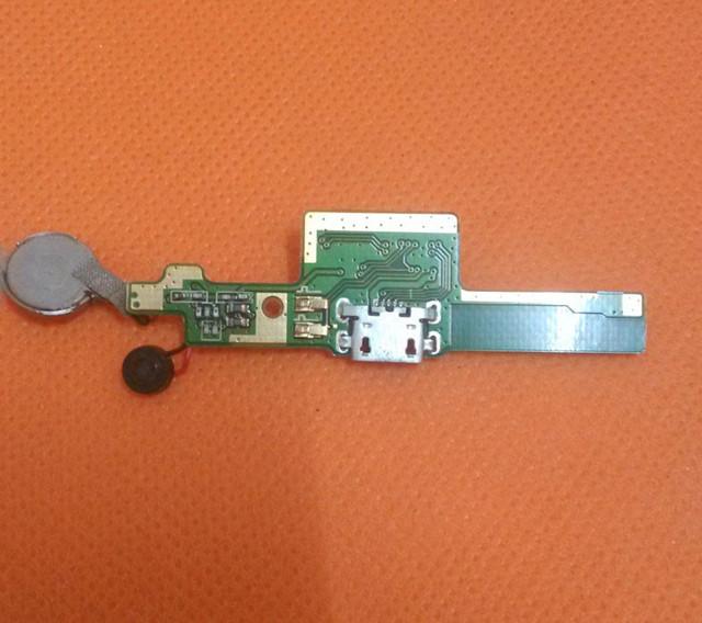 Placa de Carga Plugue USB Original + motor de Vibração + Microfone para Mijue M680 5 ''QHD 960x540 MTK6582 Quad Core Livre grátis