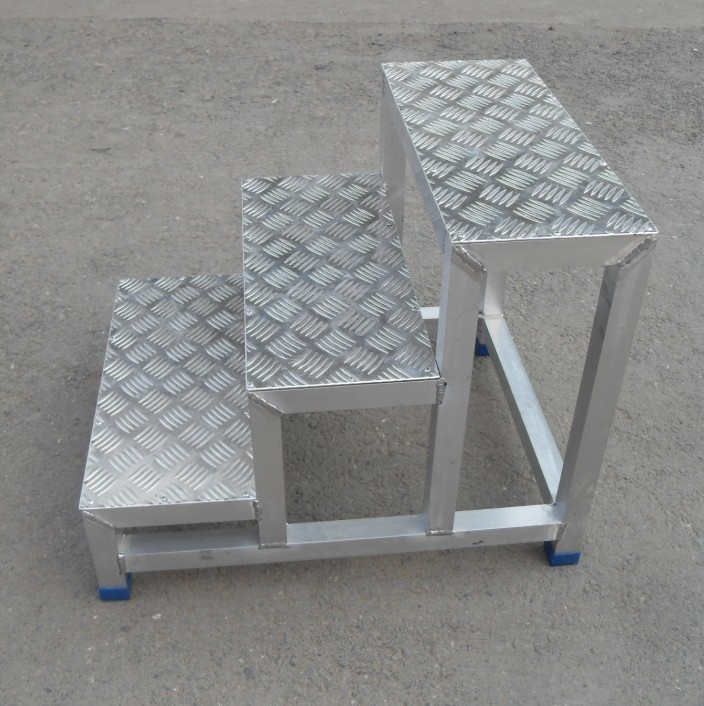 Aluminum alloy stair stool pararllel step ladder horse & ladder tray Picture - More Detailed Picture about Aluminum alloy ... islam-shia.org