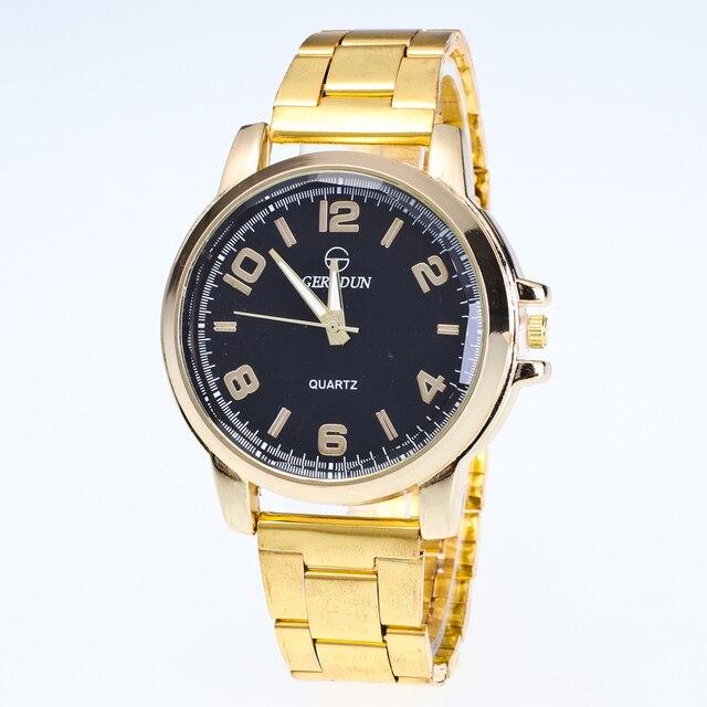 Splendid Original Brand Watch Men Watches Women Luxury Full Steel Lovers Watch M