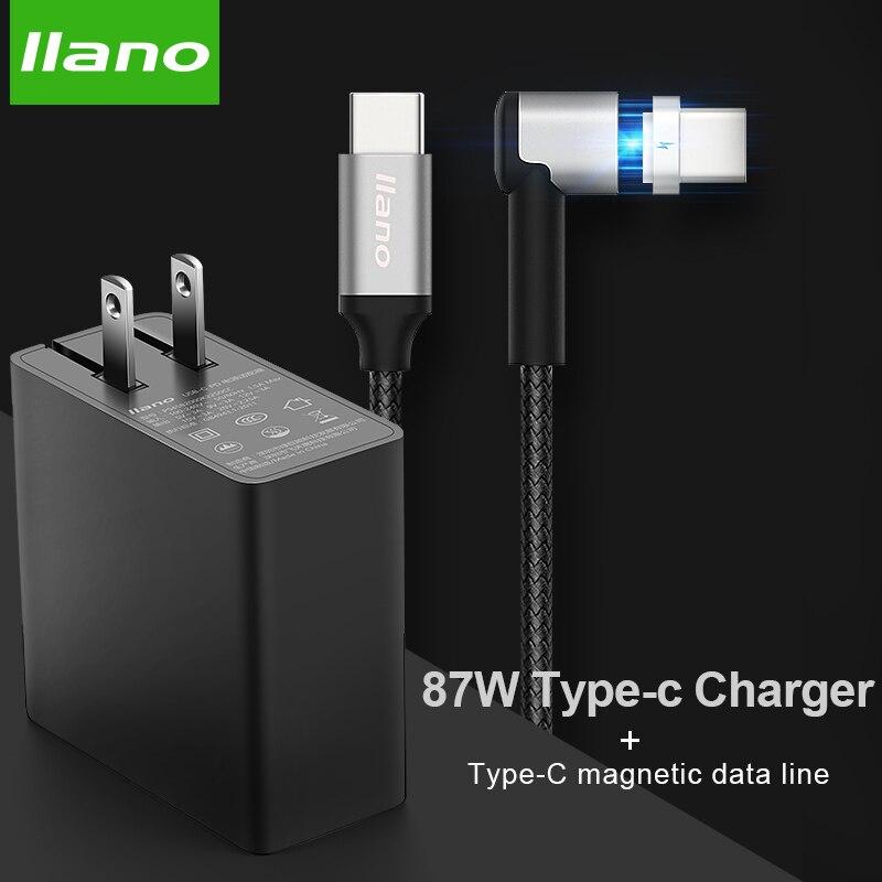 USB-C ноутбука Зарядное устройство PD адаптер для Apple 8/X телефон быстрое Зарядное устройство набор просо/huawei/lenovo X1 тип-c Тетрадь 45 Вт Тип-C