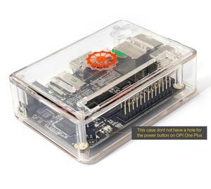Image 4 - Orange Pi One Plus SET2: OPI One Plus &  ABS Transparent Case