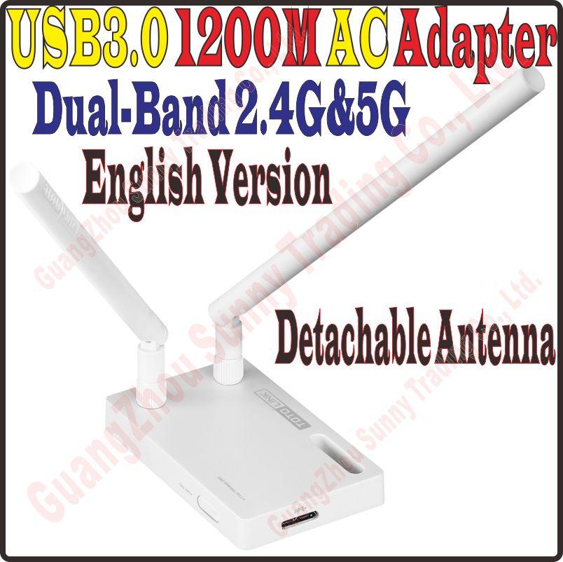 TOTOLINK A2000UA Wireless Adapter XP