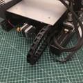 Комплект кабелей Ender 3 Y axis  алюминиевый рельсовый комплект для 3D-принтера Creality  запчасти для 3D-принтера 3D pro  оси Y