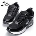 Women Platform Shoes Fashion Casual Flats Shoes 2016 Summer Sport Anti-Slip Round Toe Design Lace Up Breathable Sport Woman Shoe