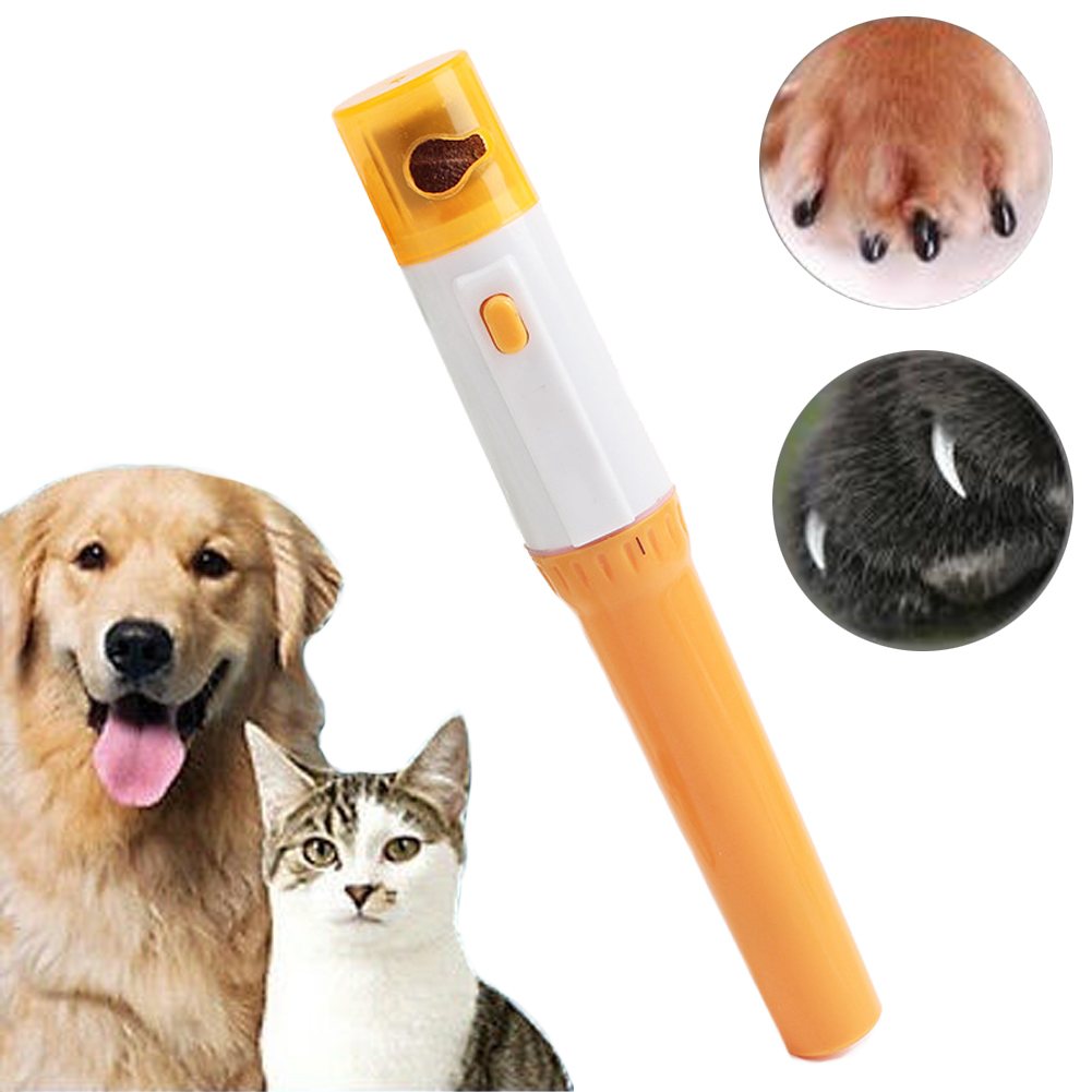 Durable Professional Pet Dog Puppy Cat Electric Toe Nail Grooming