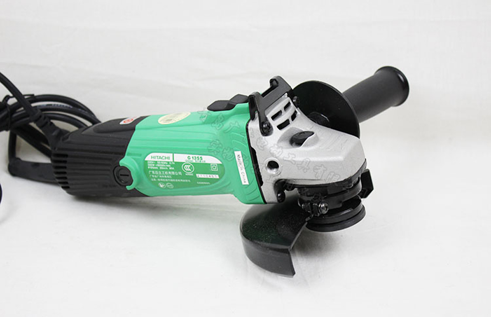 hitachi 9 inch grinder. japan hitachi g18dbl charging angle grinder brushless polishing machine electric lithium battery cutting 9,000/min2n.m-in tool parts from home hitachi 9 inch