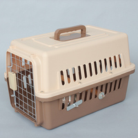 Portable Mini Outdoor Travel Transport Bird Parrot Cage Carriers Accessories Pet Outgoing Box W17