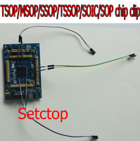 Universal Chip Clip TSOP MSOP SSOP TSSOP SOIC SOP Car Remote Control Key IC Pin Clip