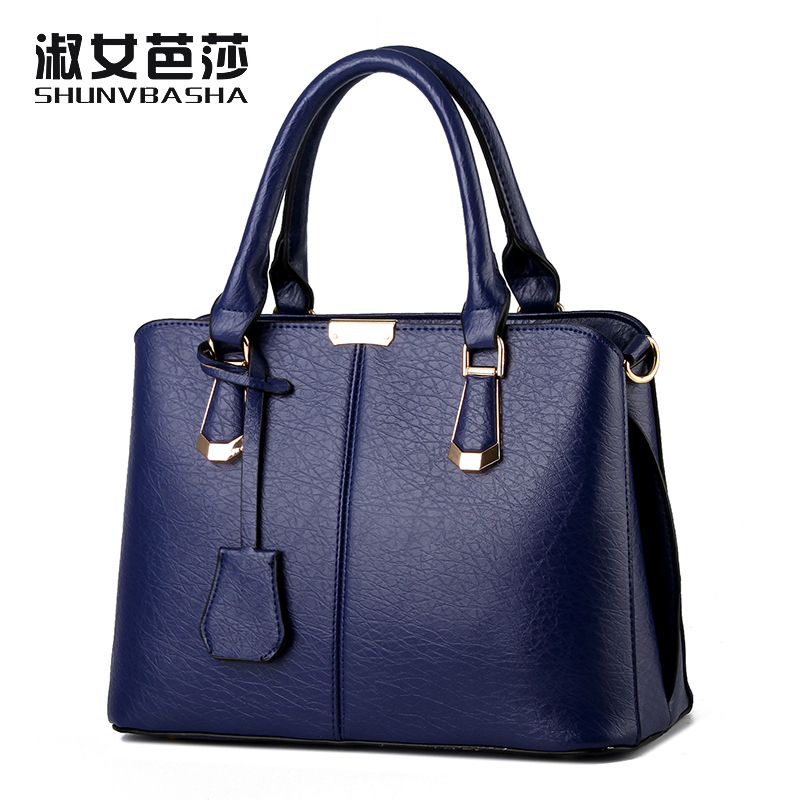 2017 New Luxury Handbags For Women Fashion Designer Tote Bag Ladies High Quality Female PU Leather Bags Shoulder Gril Hobos Bag# new 2017 designer classical hobos bag tote high quality pu leather handbags women ladies shoulder messenger crossbody bags an222
