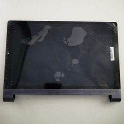 Para Lenovo YOGA Tab 3 10 Plus X703L X703F YT-X703L YT-X703X pantalla LCD pantalla de matriz de Panel táctil digitalizador Asamblea marco