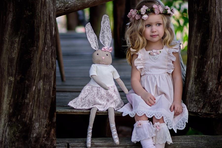Стихотворение про платье для девочек