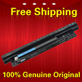 Free shipping 4WY7C 68DTP 312-1392 49VTP 24DRM 0MF69 Original laptop Battery For Dell 17 3721 15R 5521 15 3521 14R 5421 14 3421