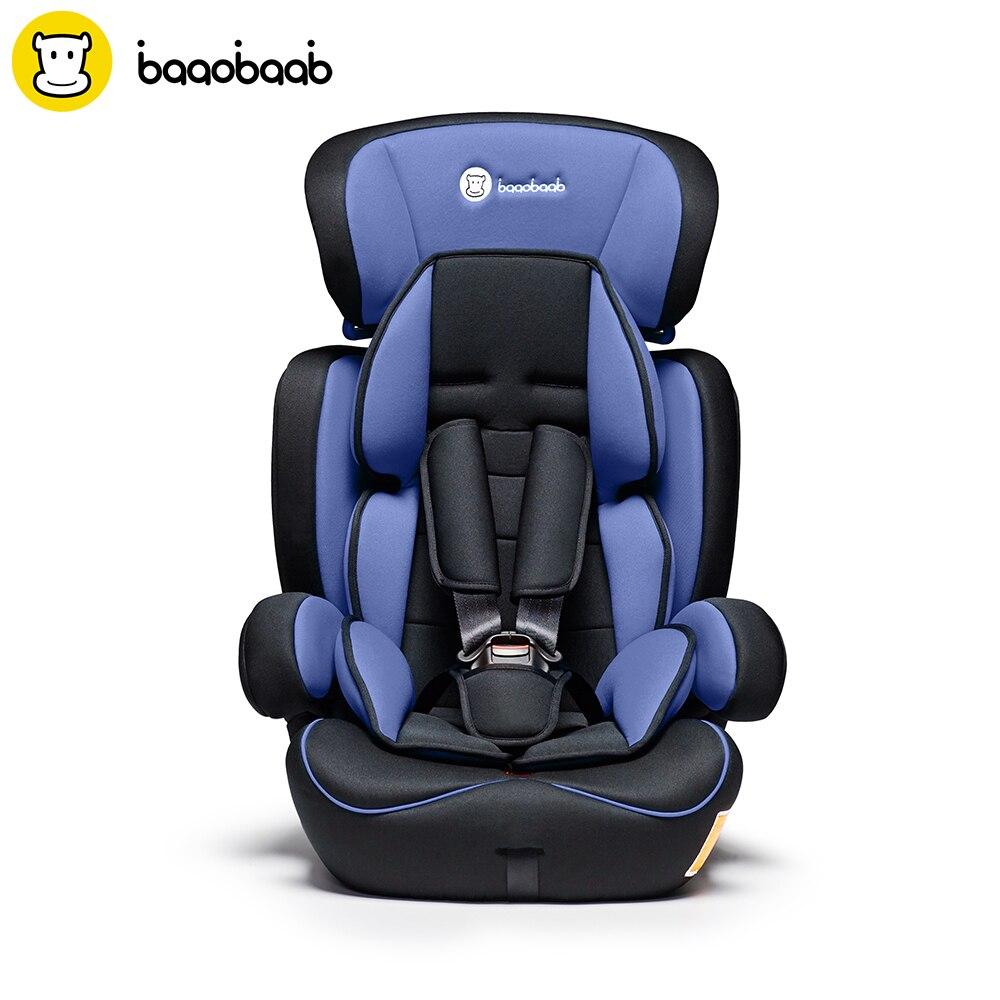 BAAOBAAB Asiento de coche ajustable para bebés Grupo 1/2/3 (9-36 kg) - Seguridad para bebés - foto 2
