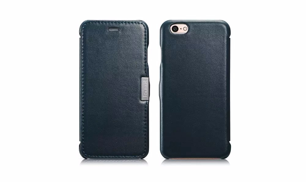 For iphone 6 6s plus flip case mobile phone leather case (6)