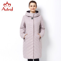 Astrid 2019 New Winter Women Jacket High Quality Professional Plus Size Women Brand Jackets Women Spring and Autumn Coat AM 2680