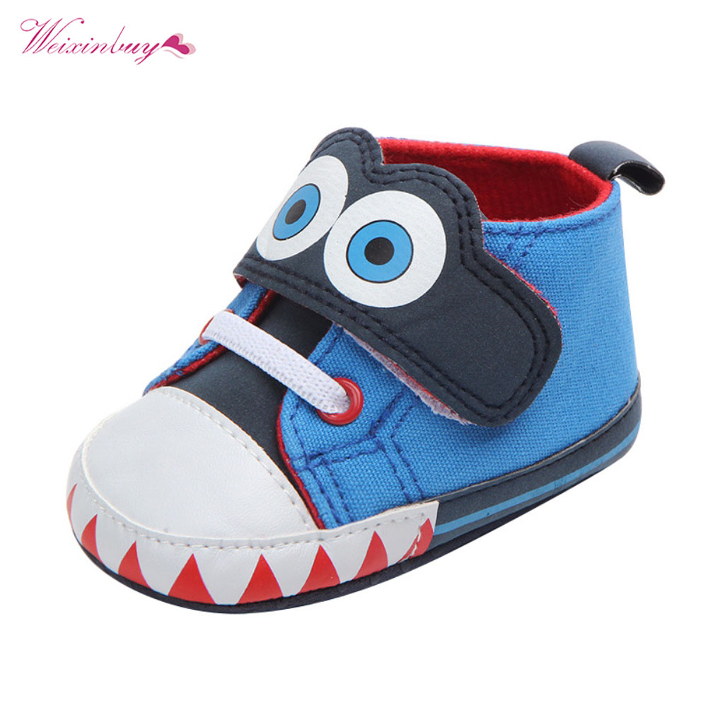 New Fashion Boys Baby Shoes Newborn Infant Toddler Footwear Sneakers Cartoon Animal High Top Sports First Walker Prewalkers 13 все цены