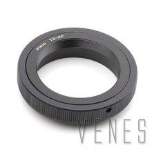 Venes T2 For Sony, adaptador de lente para Lente para Terno para Sony Minolta MA AF T2 A58 A65 A57 A77 A900 A55 A35 a700 A390 A350 A330