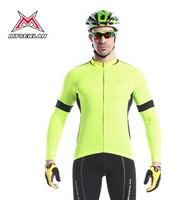 Mai Senlan classic moments vertex męska koszulka rowerowa z długimi rękawami 2015 nowa odzież wiosenna i letnia w Bielizna do jazdy na rowerze od Sport i rozrywka na