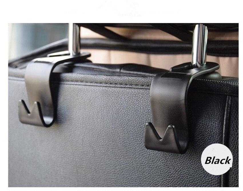 4pcs car interior accessories car hook for cadillac ats - Cadillac cts interior accessories ...