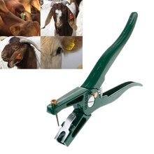 Ear Tag Pliers Livestock Control Device Swine Cow Sheep Identification Tools