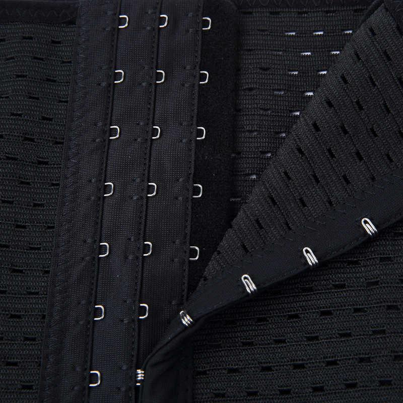 TIMOWIN Горячая корсет Поддержка тренажер корсет пояс для плавания для коррекции фигуры моделирующий пояс корсет для похудения