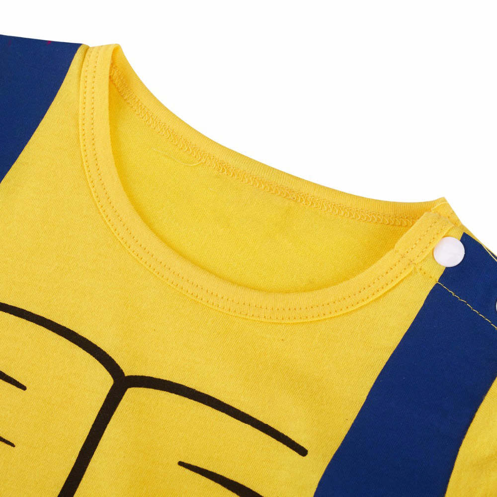 f2aad8a4d90a Baby Boy X Men Costume Romper Infant Wolverine Cute Jumpsuit Party Playsuit  0 24 Months-in Rompers from Mother   Kids on Aliexpress.com