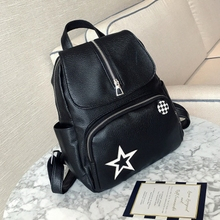 2015 free shipping and new styler hot sell women's fashion Backpack Bags shoulder bag