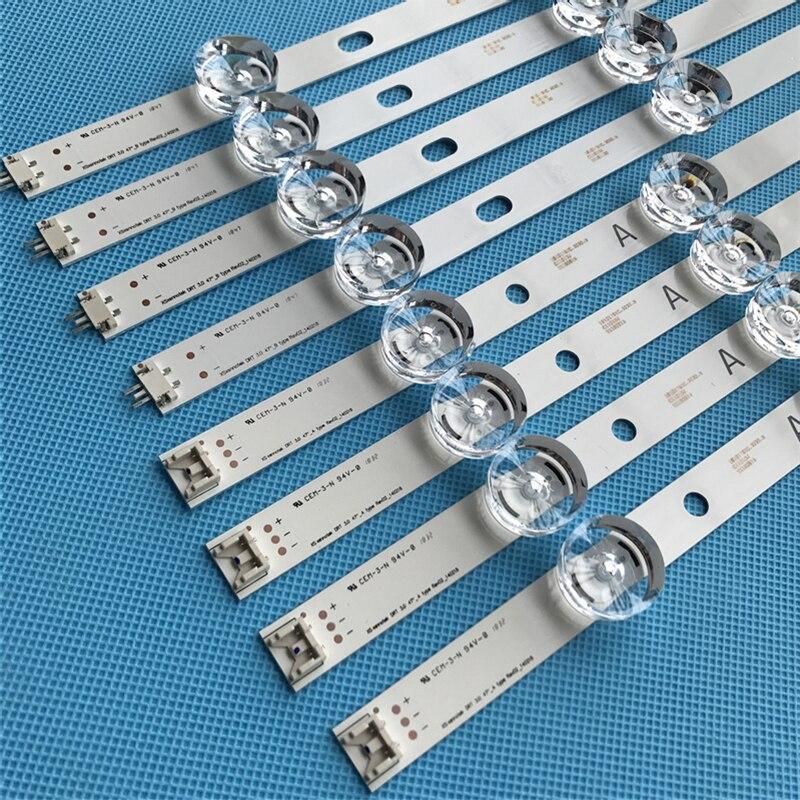 Wholesale Prices LED Backlight Strip 9 Lamp For LG 47 Inch TV Innotek DRT 3.0 47