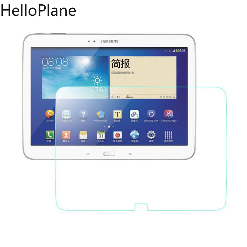 Tempered Glass For Samsung Galaxy Tab 3 7.0 8.0 10.1 Lite 8 T110 T210 T211 P3200 T310 T311 P5200 P5210 Tablet Screen Protector