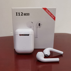 i12 TWS Bluetooth Earphone Wireless Headphones Bluetooth 5.0 Headset Earbuds Touch Control headset For All Smart Phone