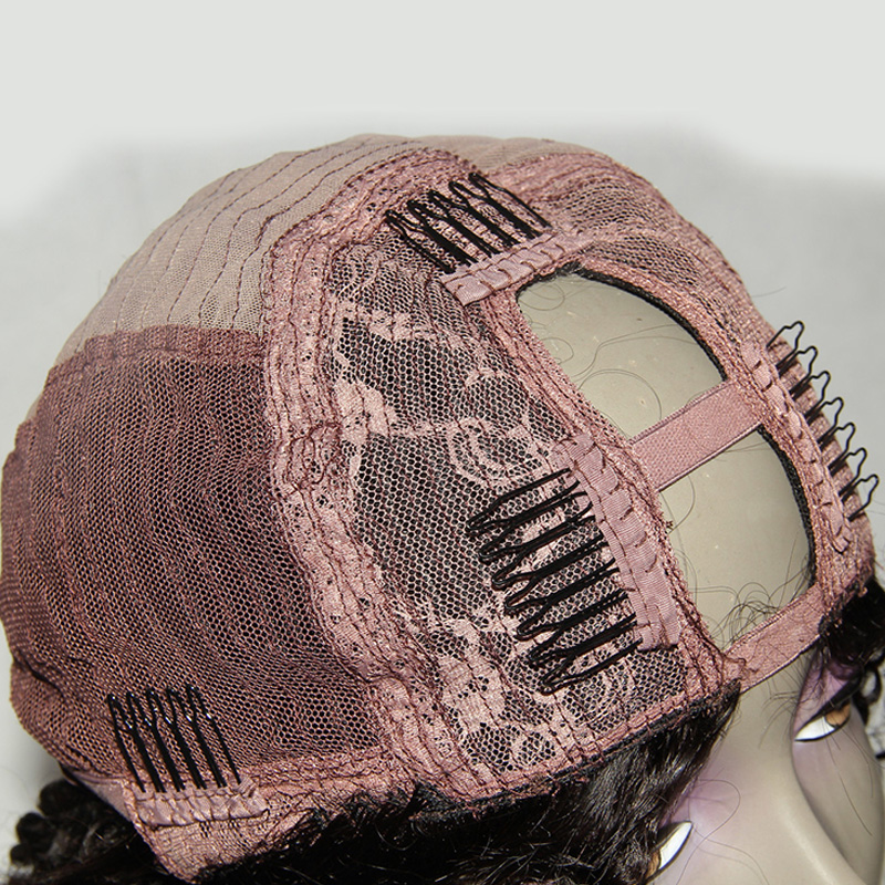 Arrancadas de Pré Parte Mulheres Cabelo Remy Peruca