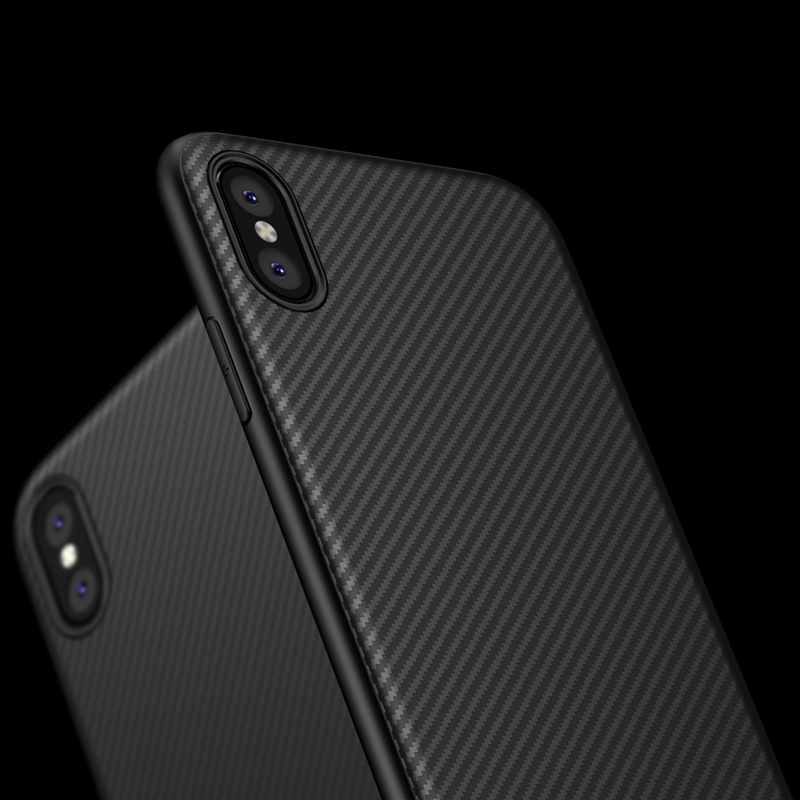 10pcs/lot Carbon Fiber Luxury Case for iphone XR iphone XS Max Soft Silicone Coque Cover for iphone X 10 iphoneXS Max Phone Case iPhone XS