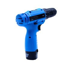 New arrival 12V Electric Drill Single speed Power Tools Electric Screwdriver Lithium Battery Cordless Drill Hand Tools