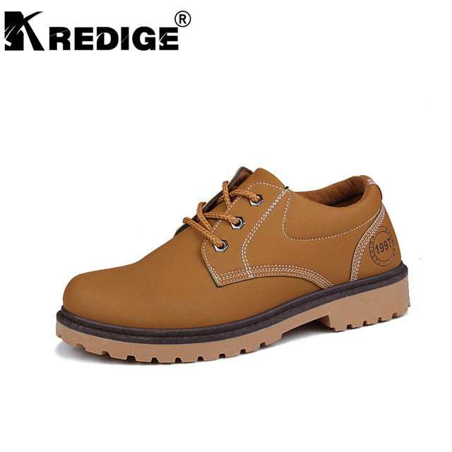 KREDIGE New Arrival Business PU Shoes Mens Lace-Up Deodorant Casual Shoes Height  Increasing Non-Slip Male Shoes Big Size 39-44