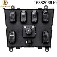 New Power Window Switch 1638206610 for mercedes ml w163 ml320 1998 2002 1998 1999 A 1638206610 A1638206610