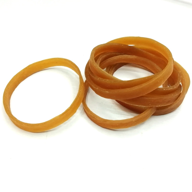 30x4mm Rubber Band Stationery Holder Office Home Storage Bundle Diameter 30mm Width 4mm Rubber Band