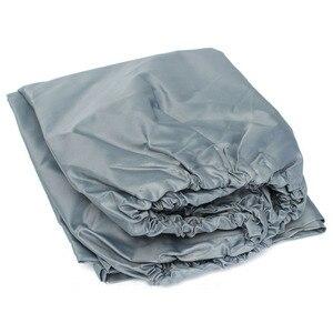 Image 4 - جديد 8 أحجام الفضة مقاوم للماء في الهواء الطلق أثاث حديقة الفناء يغطي المطر الثلوج كرسي يغطي ل أريكة الجدول كرسي غطاء الغبار برهان