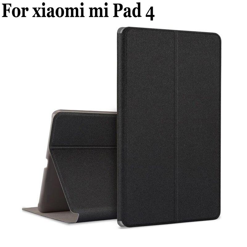 For font b Xiaomi b font Mi Pad 4 Original Case Cover MiPad 4 Leather shell