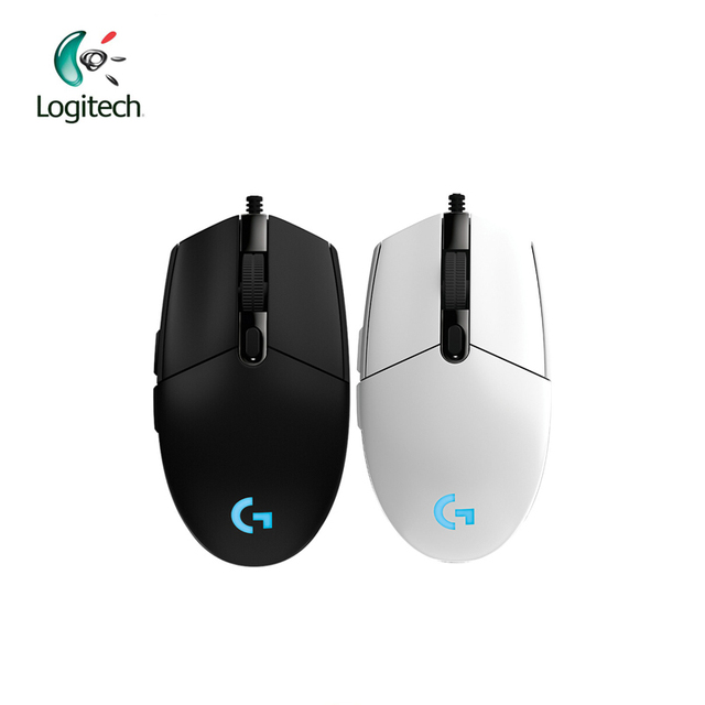 Logitech G102/G102 Second Generation Wired Mouse for Windows 10/8/7 Game Mouse with 6000dpi Optical RGB lights for PC /Desktop