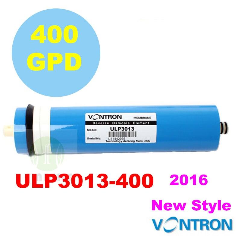 L'eau Filtre Vontron ULP3013-400 Résidentiel 400 gpd RO Membrane Pour Système D'osmose Inverse Purificateur D'eau Des Ménages NSF