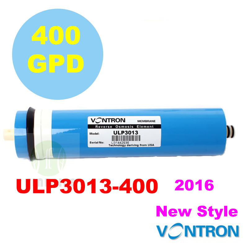 Filtro de Água Membrana para Sistema Purificador de Água Vontron Residencial ro Osmose Reversa Doméstico Nsf Ulp3013-400 400 Gpd