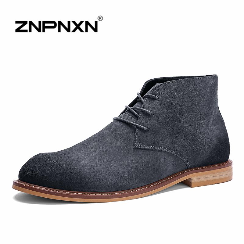 Popular Suede Mens Boots-Buy Cheap Suede Mens Boots lots from ...