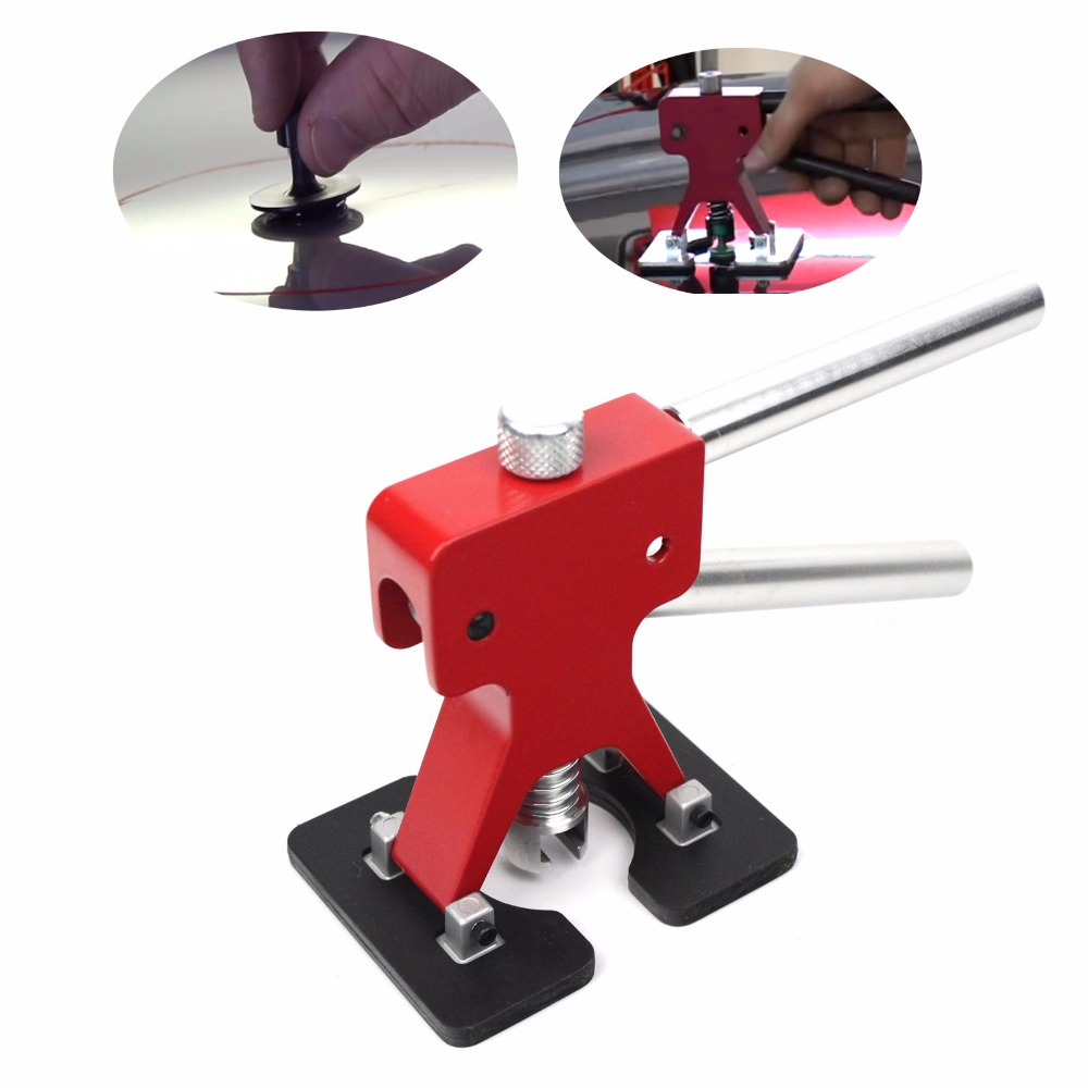 ФОТО Car Body Dent Lifter Puller Tabs Paintless Dent Repair Hail Removal pdr dent lifter in hand tool sets