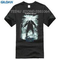 Tee4U Tailored Shirts Crew Neck New Style Short Sleeve The Thing Shine Mens Tee Shirt