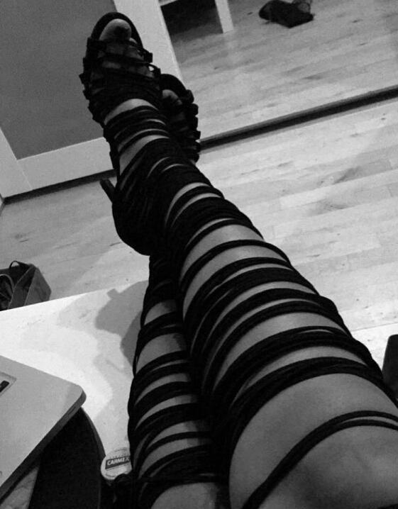 Bottes Été 42 Longues Grande Beige Retour High Femmes Heels Zip Sexy Lace Taille Drop 2017 Noir Découpe flats Up Gladiateur Shipping Haute high Genou Heels qEpwcaH