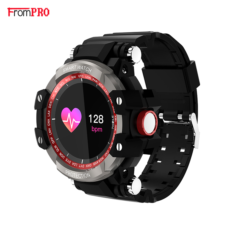 GW68 Smart Watch Blood Pressure Heart Rate Monitor Smart Bracelet Waterproof Bluetooth smart band For IOS Android PK XR02 EX18 makibes ex18 smart watch silver