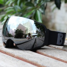 Double Lens Anti Fog Skiing Snowboard Goggles Ski Glasses