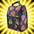 Coruja Nylon 2016 Carry Armazenamento Picnic Cooler Térmica À Prova D' Água Bolsa de Isolamento Lunch Bags Para Mulheres